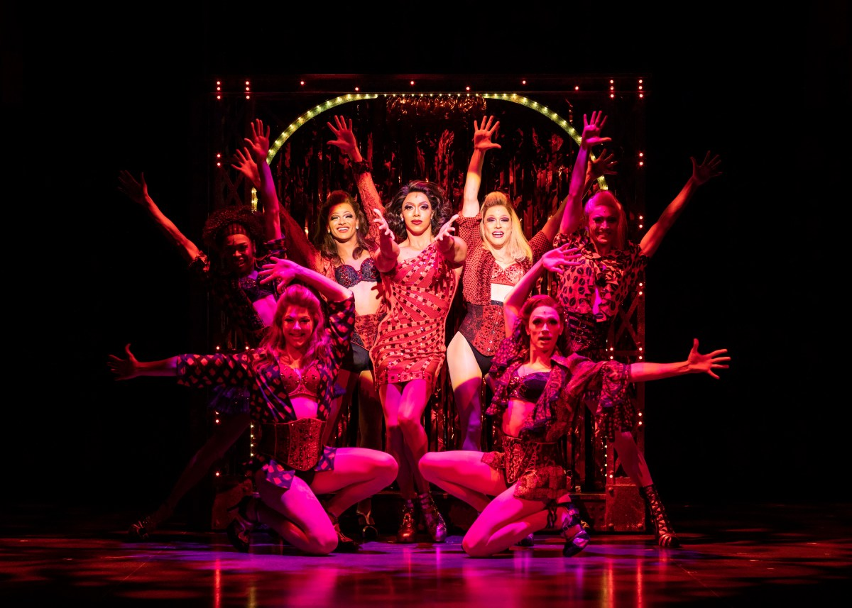 Review: The show must go on - despite the excellent Kinky Boots' unexpected evacuation